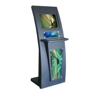 Free Standing Mall Kiosk /Keyboard Kiosk/ Touch Kiosk (JBW63143)