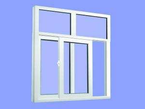 Indoor Design PVC Sliding Window