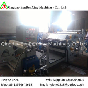 Hot Melt Adhesive Tape Roller Coating Machine pictures & photos
