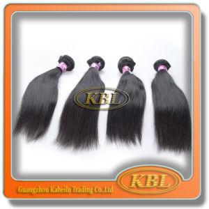 Black Color Brazilian Human Hair Pieces pictures & photos