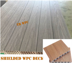 Supply Best Co-Extrusion WPC Outdoor Decking pictures & photos