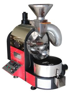 Automatic Coffee Bean Roast Machine in Big Size