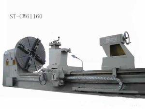 Horizontal Lathe Machinery for Machining Large Diameter Workpiece (cw61160)