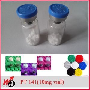 High Purity 10mg/Vial PT-141 Less Side Effects Peptides Freeze-Dried Powder pictures & photos