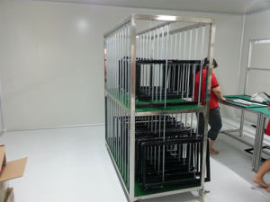 Transport Trolley for Clean Room pictures & photos