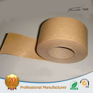 Kraft Paper Adhesive Tape for Paper Bag pictures & photos