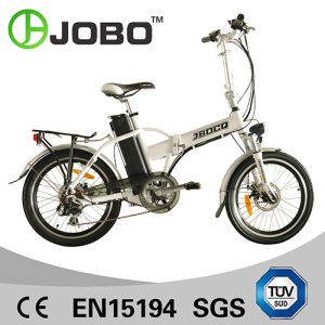 36V EEC Folding Pocket Electric Bike Moped with Pedals Motor Power 250W (JB-TDN01Z) pictures & photos