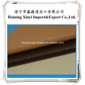 Best Quality PU Imitation Leather for Sofa pictures & photos