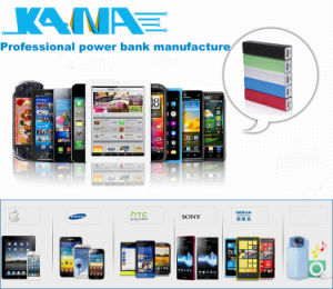 Newest Attractive Model 2600mAh Power Bank for iPhone (PB-1) pictures & photos