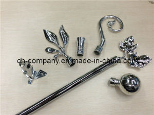 Chrome Plated Curtain Rod (6003) pictures & photos