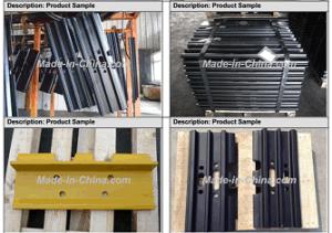 Full Range Bulldozer Track Shoe of Undercarriage Parts for Caterpillar, Komatsu, Hitachi, Doosan, Volvo, Hyundai with High Quality pictures & photos