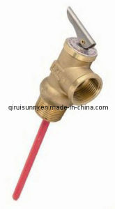 Temperature and Pressure Relief Valve Tp Valve pictures & photos