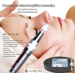 Automatic Skin Needling Machine with Digital Touch-Screen Controlling Monitor pictures & photos