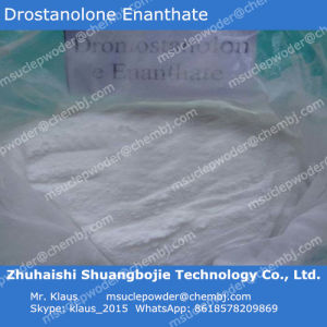 Popular Steroid Powder Drostanolone Enanthate for Bodybuilding 472-61-1 pictures & photos