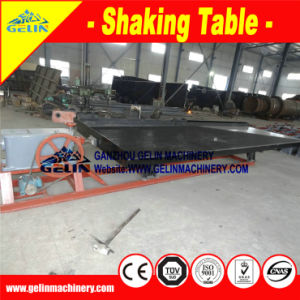 Gravity Mineral Separating Gold Concentrating Table, Gold Shaking Table (6-S 7.6) pictures & photos