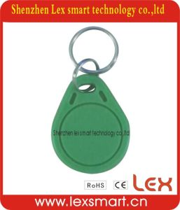 Engraved 125kHz Bulk Plastic Keychain Tags