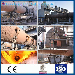 Hongke Bauxite Lime Cement Plant pictures & photos