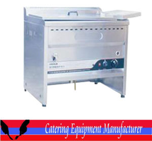 Gas Fryer /Oil-Water Mixed Fryer (GZL-86) /Commercial Fryer pictures & photos
