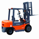 CE Approved 3ton Hydraulic Diesel Forklift pictures & photos