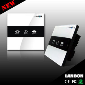 Curtain Touch Switch for Home Automation System