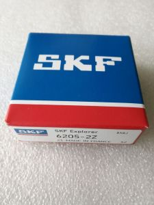 Z3V3 P5 P6 Deep Groove Ball Bearing 6001-2RS1 SKF France pictures & photos