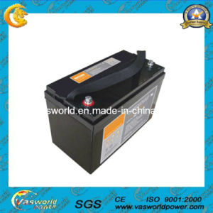 High Quality Solar Storage Battery 12V50ah Made in China pictures & photos