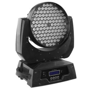 108PCS*3W RGBW Wash LED Moving Head Stage Lighting pictures & photos