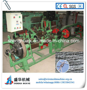 Automatic High safety Barbed Wire Mesh Machine (AP-B) pictures & photos