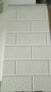 Metallic Sheet Surface Decorative Insulating Sandwich Panel pictures & photos