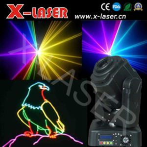 2500MW Red Green Blue Programmable Projector Laser Light pictures & photos