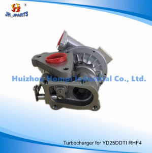 Auto Parts Turbocharger for Nissan Yd25ddti Rhf4 14411-Vk500 Vd420058 pictures & photos