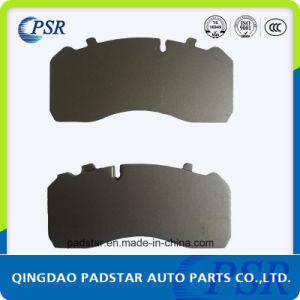 C. V Brake Pads Q235 Steel Backing Plate Supplier pictures & photos