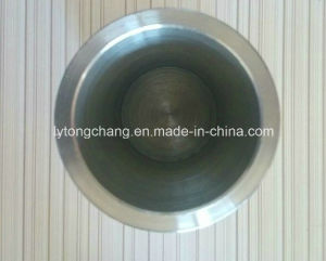Customized Tantalum Crucible Bottom Thickness 2mm, out Diameter 80mm pictures & photos