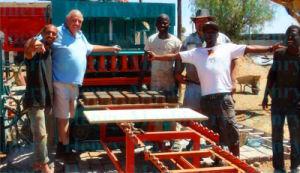 Qt5-20 Hydraulic Pressure Full Automatic Brick Making Machine Price in Nigeria pictures & photos