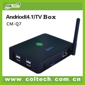 Internet Android TV Box
