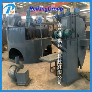 Shot Blasting Machine for Cleaning The Surface of The Oxide Scale on Castings pictures & photos