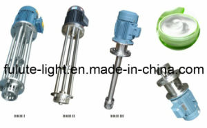 Batch Dispersing Emulsifying Mixer for Cosmetic pictures & photos