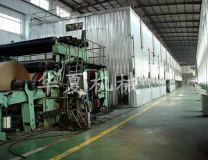 Guangmao High Speed Fluting Paper Making Machine (3200MM) pictures & photos