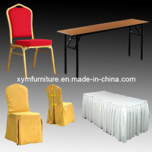 Especial Banquet Table and Chair (XINYIMEI-G41) pictures & photos