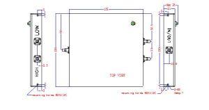 Cavity Duplexer /Diplexer Qma-Female Connector pictures & photos