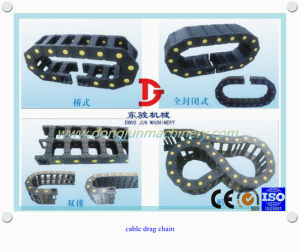 Plastic Cable Track (bridge type & total enclosed)