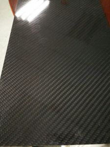 Thickness 0.5/1/2/3/4/5/10mm 3k Carbon Fiber Plate
