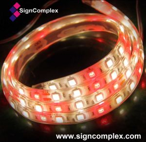 Waterproof Flexible SMD LED Strip Light pictures & photos