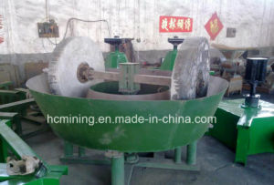 Factory Supply Gold Ore Grinding Wet Pan Mill pictures & photos