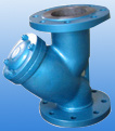 Wcb Flanged Y-Strainer Pn16 pictures & photos