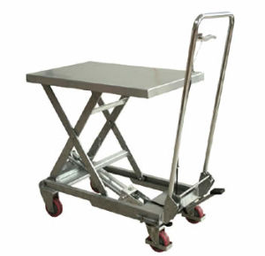 Aluminium Lift Table (ABS100) pictures & photos