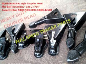 North Amercian Coupler Head