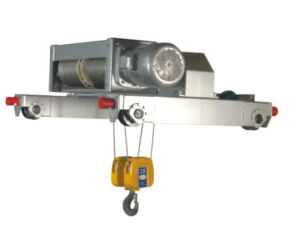 20t 25t 30t Electric Wire Rope Double Girder Hoist pictures & photos