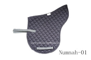 Saddle Pad, Saddle Cloth, Horse Product (Numnah-01) pictures & photos
