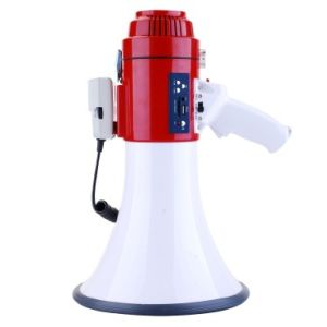 Megaphone with USB Siren Police Microphone Speaker (JHW-55SU) pictures & photos